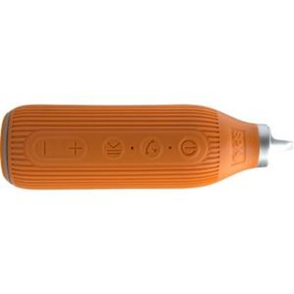 Picture of SPY Beacon Speaker System - 6 W RMS - Wireless Speaker(s) - Portable - Battery Rechargeable - Orange