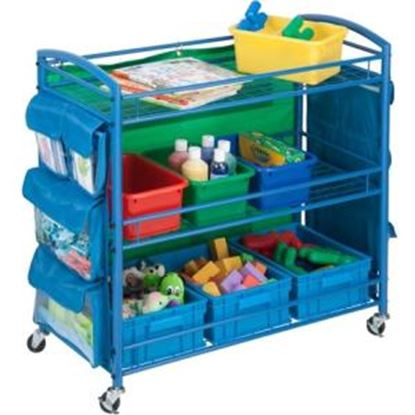 Picture of Honey-can-do All-purpose Teaching Cart