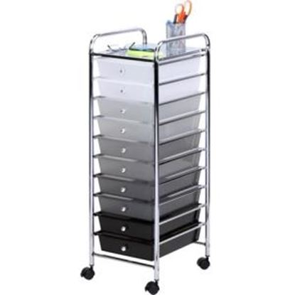 Picture of Honey-can-do 10 Drawer Organizer