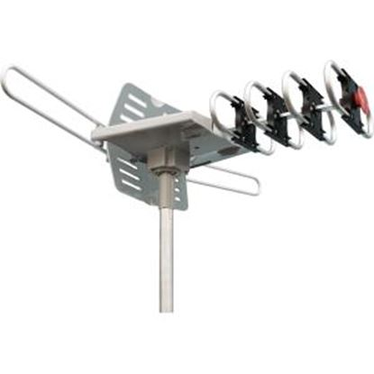 Picture of Supersonic 360 HDTV Digital Amplified Motorized Rotating Antenna
