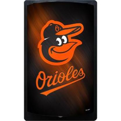 Picture of Party Animal Baltimore Orioles MotiGlow Light Up Sign