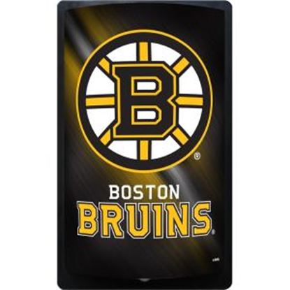 Picture of Party Animal Boston Bruins MotiGlow Light Up Sign