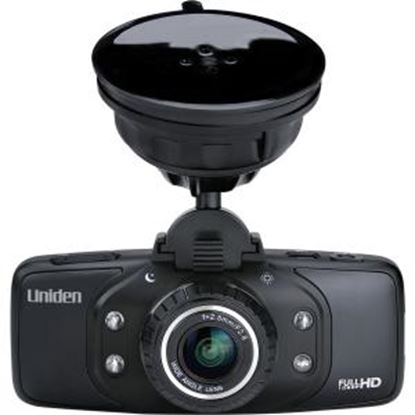 "Picture of Uniden Dash Cam Digital Camcorder - 2.7"" LCD - Full HD - Black"