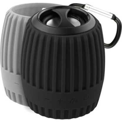 Picture of Xtreme Cables Durapod Portable Bluetooth Speaker System - Black, Gray