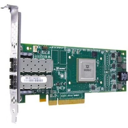 Picture of HPE StoreFabric SN1100Q 16Gb Dual Port Fibre Channel Host Bus Adapter