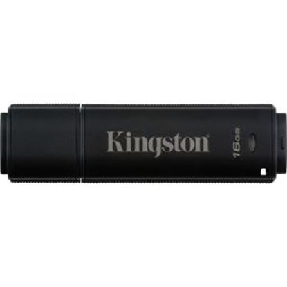 Picture of Kingston 16GB USB 3.0 DT4000 G2 256 AES FIPS 140-2 Level 3