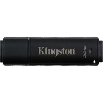 Picture of Kingston 32GB USB 3.0 DT4000 G2 256 AES FIPS 140-2 Level 3