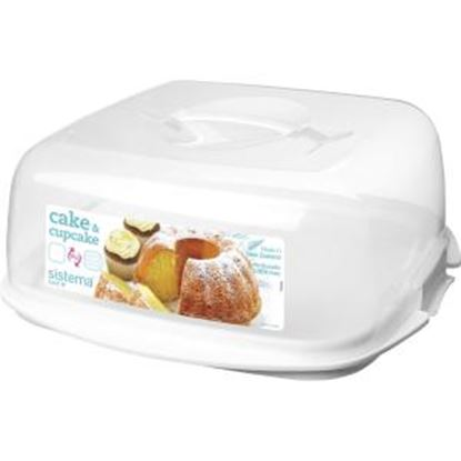 Picture of Sistema 8.8L Cake Box