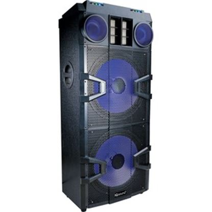 Picture of IQ Sound Bluetooth Speaker System - 200 W RMS - Black