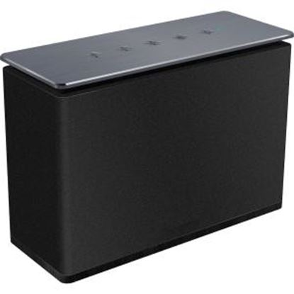 Picture of QFX Bach Elite Series Speaker System - 10 W RMS - Wireless Speaker(s) - Black