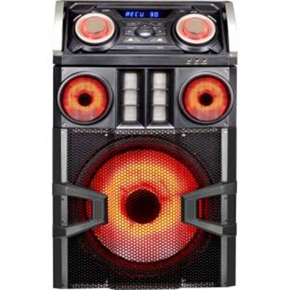 Picture of QFX Bass Thumper PA Series SBX-8815100BTL Speaker System - Wireless Speaker(s) - Black