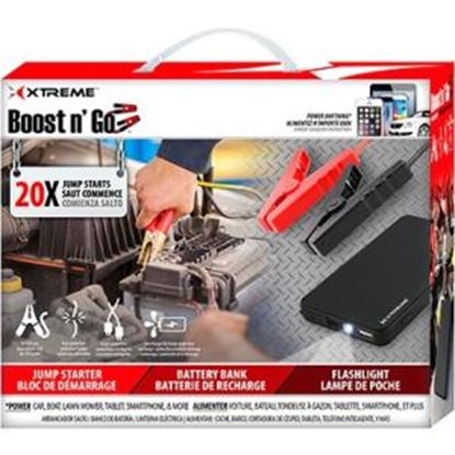 Picture of Xtreme Cables Boost n' Go Jump Starter Battery Bank