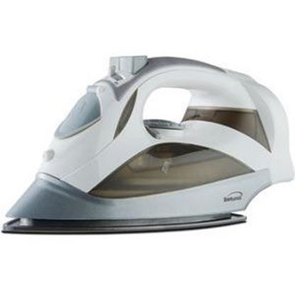 Picture of Brentwood (MPI-59W) Steam Iron With Retractable Cord (White)