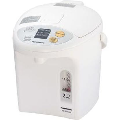 Picture of Panasonic 2.2L Electric Thermo Pot with Slow-Drip Coffee Feature - NC-EG2200