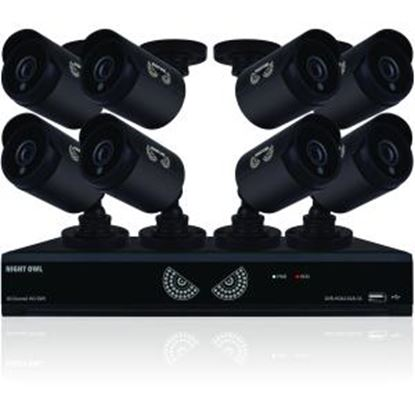 Picture of Night Owl Lite B-10LHDA-1681-720 Video Surveillance System