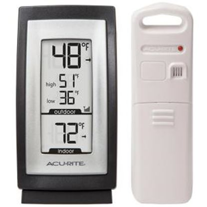 Picture of AcuRite Digital Thermometer with Indoor / Outdoor Temperature
