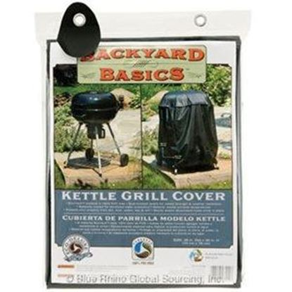 """Picture of Backyard Basics Kettle Cover 30x29"""""""