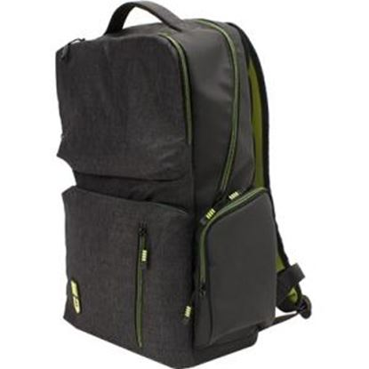 "Picture of M-Edge Bolt Carrying Case (Backpack) for 17"" Notebook - Heather Gray"