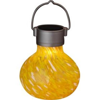 Picture of Allsop Home & Garden Solar Tea Lantern - Saffron