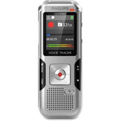 Picture of Philips Voice Tracer Audio Recorder (DVT4010/00)