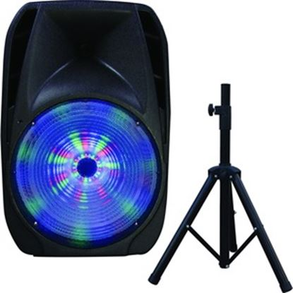 Picture of IQ Sound Portable Bluetooth Speaker System - 25 W RMS - Black