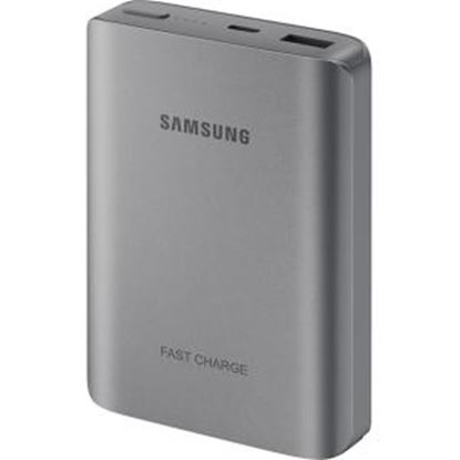Picture of Samsung 10.2A USB-C Battery Pack, Dark Gray