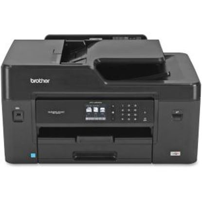 Picture of Brother Business Smart Pro MFC-J6530DW Multifunction Printer - Color - Inkjet - Duplex