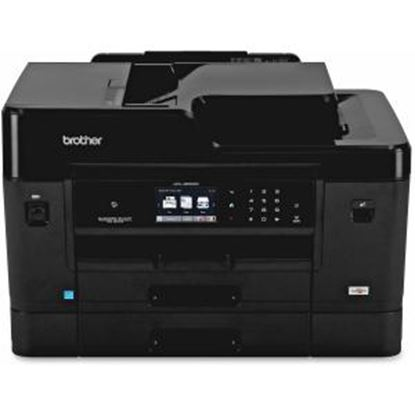 Picture of Brother Business Smart Pro MFC-J6930DW Multifunction Printer - Color - Inkjet - Duplex