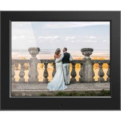 """Picture of Aluratek 8"""" Slim Digital Photo Frame with Auto Slideshow Feature"""