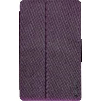 "Picture of Amazon AK-421-PUR Carrying Case (Folio) for 8"" Tablet - Plum Purple, Translucent"