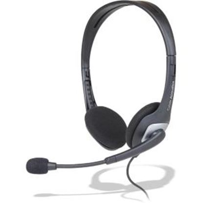 Picture of Cyber Acoustics AC-8020 USB Stereo Headset