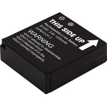 Picture of Monster Digital Battery For Monster Villain Camera - 3.8V 1200mAh