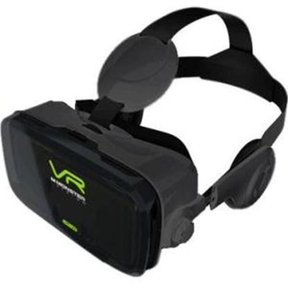 Picture of Monster Cable Monster Vision VR Headset with Integrated Headphones