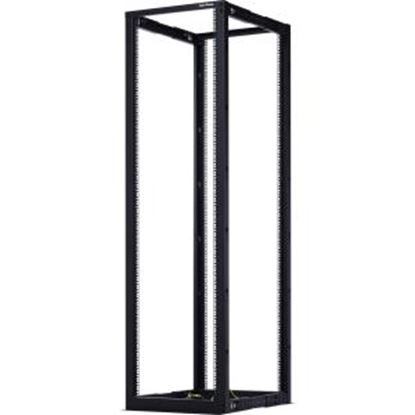 "Picture of CyberPower 4-post Open Frame 19"" Rack"