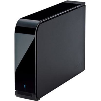 Picture of Buffalo DriveStation Axis Velocity 8 TB Hard Drive - External - SATA (SATA/300) - TAA Compliant