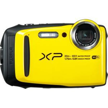 Picture of Fujifilm FinePix XP120 16.4 Megapixel Compact Camera - Yellow