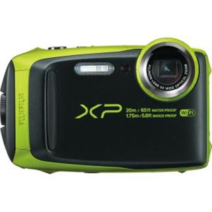 Picture of Fujifilm FinePix XP120 16.4 Megapixel Compact Camera - Lime