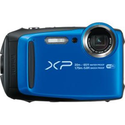 Picture of Fujifilm FinePix XP120 16.4 Megapixel Compact Camera - Blue