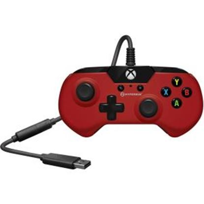 Picture of HYPERKIN X91 Controller for Xbox One and Windows 10 (Red)