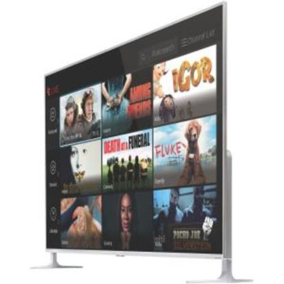 """Picture of LeEco Super4 X L654UCNN 65"""" 2160p LED-LCD TV - 16:9 - 4K UHDTV - Silver"""