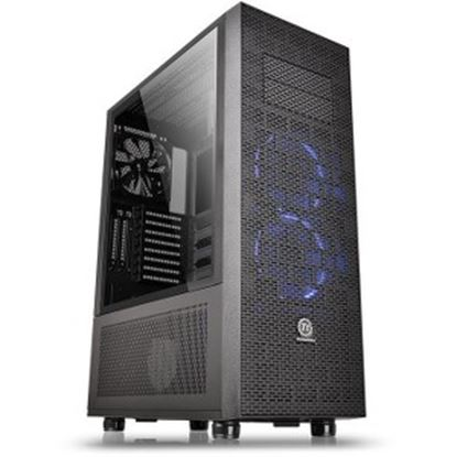 Picture of Thermaltake Core X71 Tempered Glass Edition Full Tower Chassis