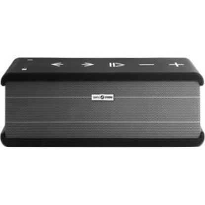 Picture of Simple Home Simple Studio Sound Bar Speaker - Wireless Speaker(s) - Portable - Battery Rechargeable - Black