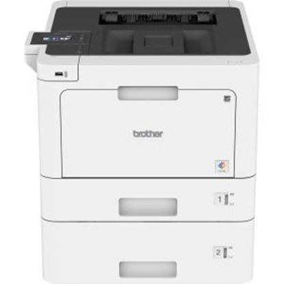 Picture of Brother Business Color Laser Printer HL-L8360CDWT - Wireless Networking - Dual Trays