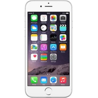 Picture of eReplacements Refurbished Apple iPhone 6 16GB Silver - AT&T - 1 Year Warranty