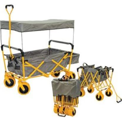 Picture of Creative Outdoor Distributor Big Wheel All-Terrain Wagon
