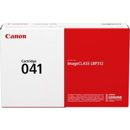 Picture of Canon 041 Toner Cartridge - Black