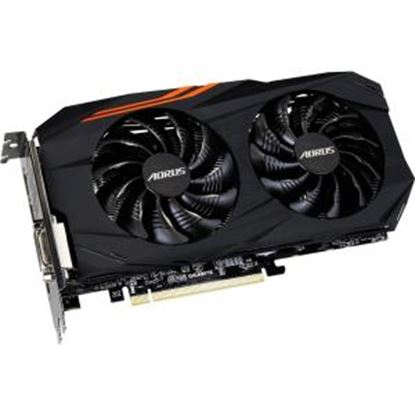 Picture of Aorus GV-RX580AORUS-4GD Radeon RX 580 Graphic Card - 1.37 GHz Core - 1.38 GHz Boost Clock - 4 GB GDDR5