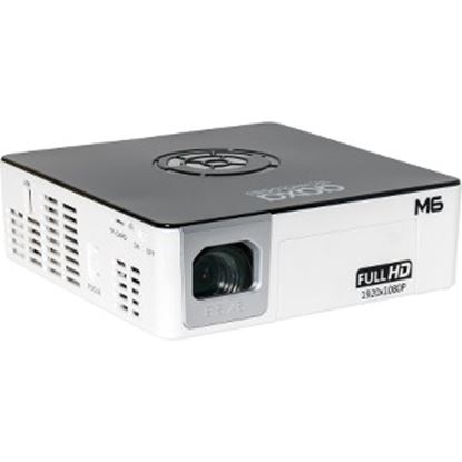 Picture of AAXA Technologies M6 DLP Projector - 1080p - HDTV - 16:9