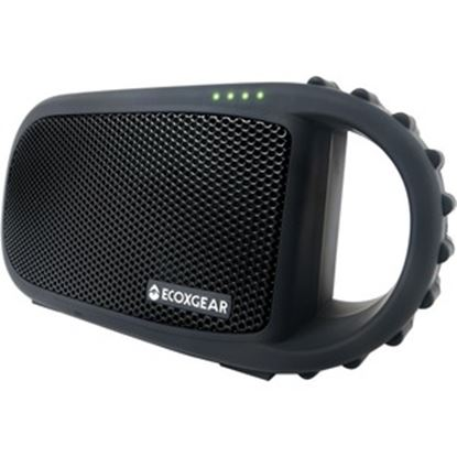 Picture of ECOXGEAR EcoCarbon GDI-EXCBN201 2.0 Portable Bluetooth Speaker System - 16 W RMS - Black