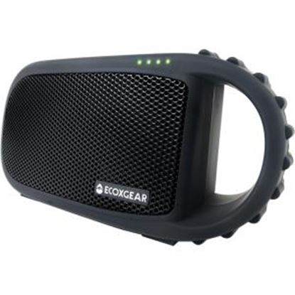 Picture of ECOXGEAR EcoCarbon GDI-EXCBN201 2.0 Speaker System - 16 W RMS - Wireless Speaker(s) - Portable - Battery Rechargeable - Black